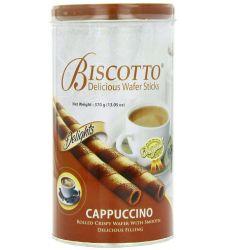 Biscotto Cappuccino Wafer Stick (370gm)