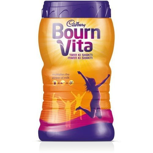 Bournvita Drinking Powder 200gm Energy Amp Health Drinks