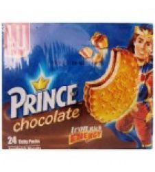 Lu Prince Chocolate (24 Ticky Packs)