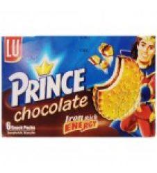 Lu Prince Chocolate (6 Half Roll Box)