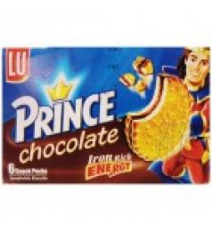 Lu Prince Chocolate (6 Half Roll Box)