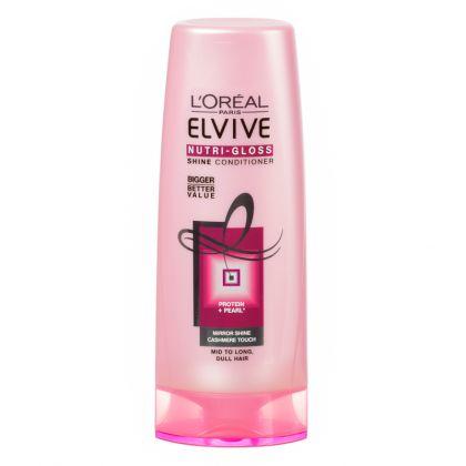 Loreal Elvive Nutri Gloss - Shine Conditioner (200ml)