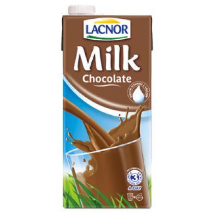 Lacnor Chocolate Milk (1ltr)