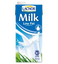 Lacnor Low Fat Milk (1ltr)