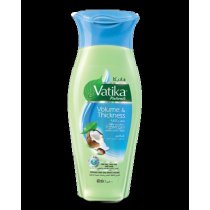 Dabur Vatika Volume and Thickness Shampoo (400ml)