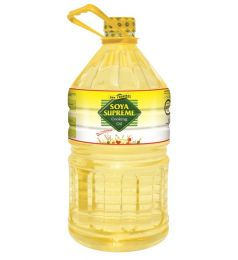 Soya Supreme Cooking Oil (3Ltr)