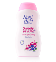 Babi Mild Lotion Sweety Pink Plus(100m)