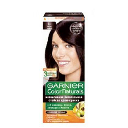 Garnier Color Naturals No. 1+  (ultra Black)