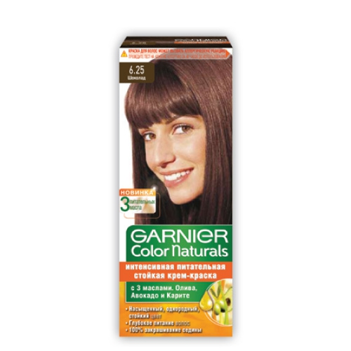 Is Garnier Color Naturals Good For Hair
