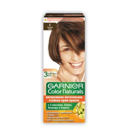 garnier color naturals no 6 dark blonde hair color