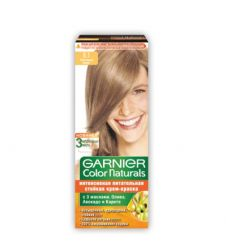 Garnier Color Naturals No. 8.1 (light Ash Blonde)