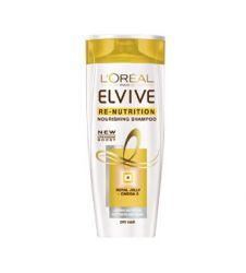 Loreal Elvive Re-nutrition  - Nourishing Shampoo (250ml)