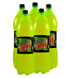 Mountain Dew 6 Pack Bottles 1.5Ltr