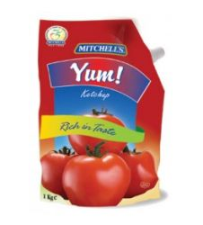Mitchell's Tomato Ketchup (1Kg)