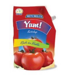 Mitchell's Tomato Ketchup (1Kg)