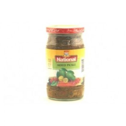 National Mixed Pickle (400G)