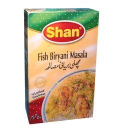 Shan Fish Biryani (50G)