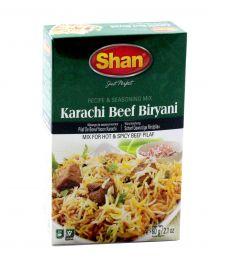 Shan Karachi Beef Biryani (75G)