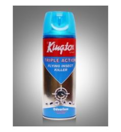 KINGTOX ODOURLESS INSECT KILLER (400ML)