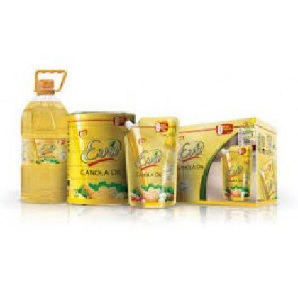Eva Canola Oil (4.5Ltr)