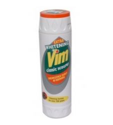 Vim Dishwash Lemon Scourer (450G)