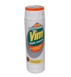 Vim Dishwash Lemon Scourer (450G)