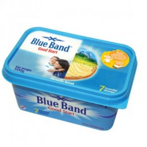Blue Band Margarine 500g Jams Jelly Cheese Spreads