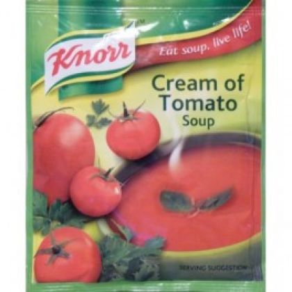 Knorr Instant Soup - Cream Of Tomato (65G)