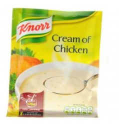 Knorr Instant Soup - Cream Of Chicken (50G)