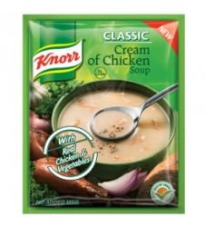 Knorr Instant Soup - Chicken Ginger (42G)