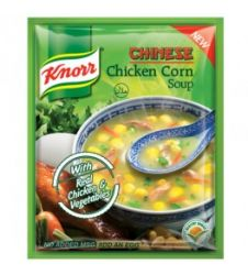 Knorr Instant Soup - Chicken Corn (43G)