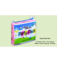 ROSE PETAL PARTY PACK PINK (500s)