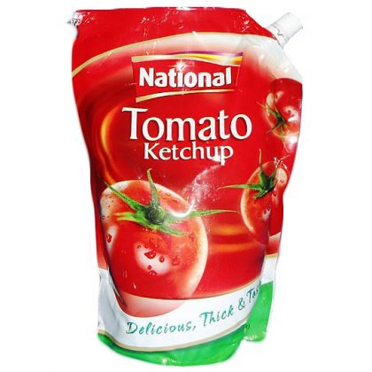 National Tomato Ketchup (1Kg)