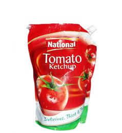 National Tomato Ketchup (500G)