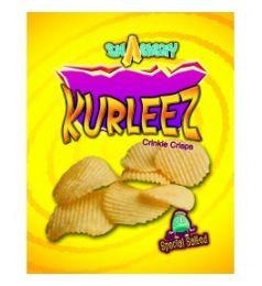 Kurleez - Crinkle Crisps (86G)