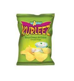 Kurleez - Sour Cream & Onion (44G)