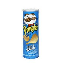 Pringles - Salt & Vinegar (165G)