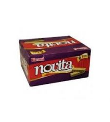 Bisconni Wafer - Novita Chocolate (Half Roll Box)