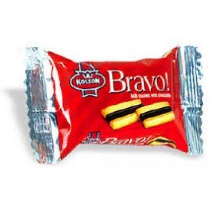 Bravo Biscuit - Chocolate (Family Pack)
