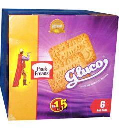 Peek Freans Gluco (6 Half Roll Box)