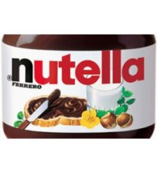 Nutella - Hazelnut Chocolate Spread (350G)