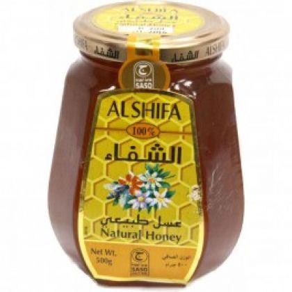 Al Shifa Natural Honey (500G)