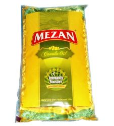 Mezan Canola Cooking Oil (1Ltr)