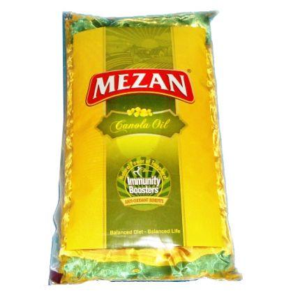 Mezan Canola Cooking Oil (1Ltr)