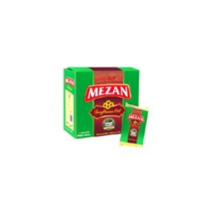 Mezan Sunflower Cooking Oil (1Ltr)