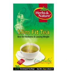 Slim Fit Tea - 20 Sachet Box (40G)