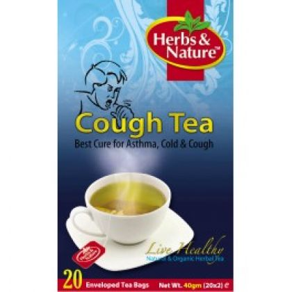 Cough Tea - 20 Sachet Box (40G)