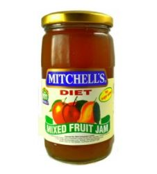 Mitchell's Diet Mix Fruit Jam (450G)
