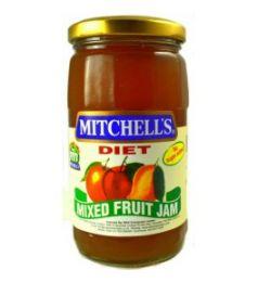 Mitchell's Diet Mix Fruit Jam (450G)
