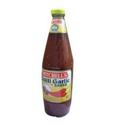 Mitchell's Chilli Garlic Sauce (500G)